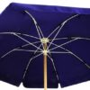 7 1/2 ft. Sunbrella Wood Beach Umbrella