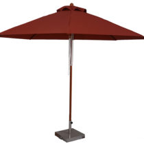 Wood market Umbrella