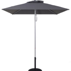 6.5 Ft. Commercial Square Umbrella - Market Cut