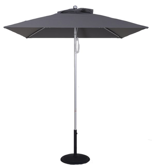 6.5 Ft. Commercial Square Umbrella - Market Cut