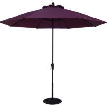9 ft. Market Umbrella with Crank