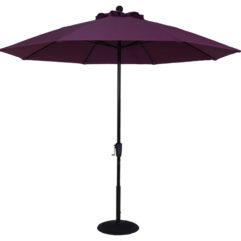 9 ft. Market Umbrella with Crank