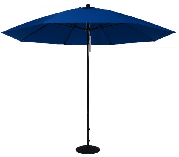 9 Ft. Market Umbrella with Double Pulley Lift