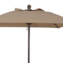 Custom 5.5 ft. Square Umbrella