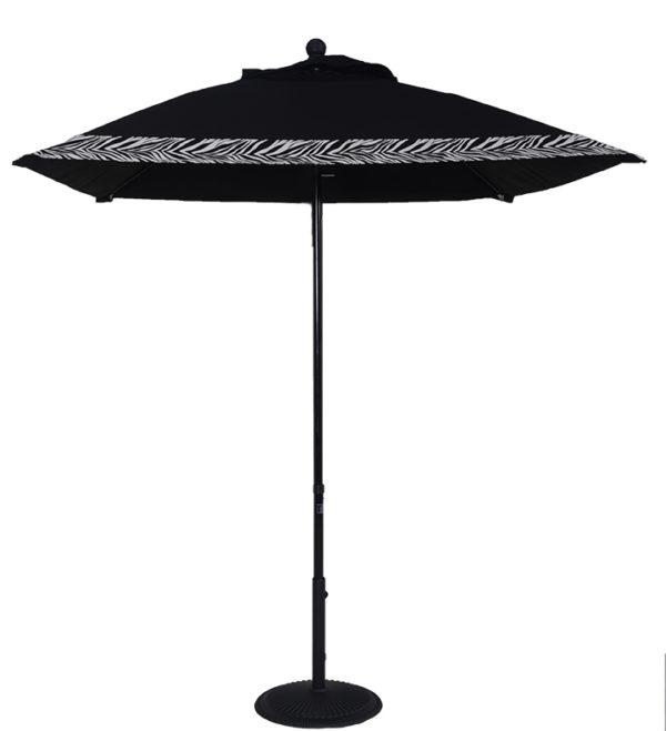 Custom 6.5 Ft. Square Umbrella