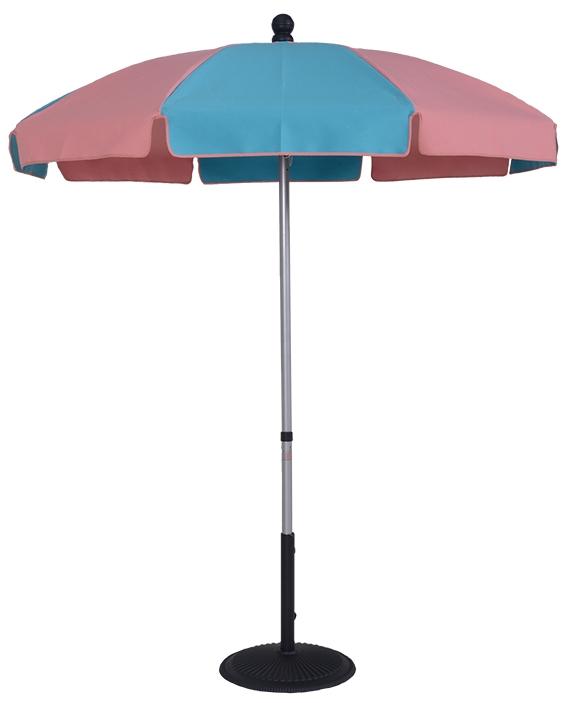 6.5 Ft. Patio Umbrella - Pop Up