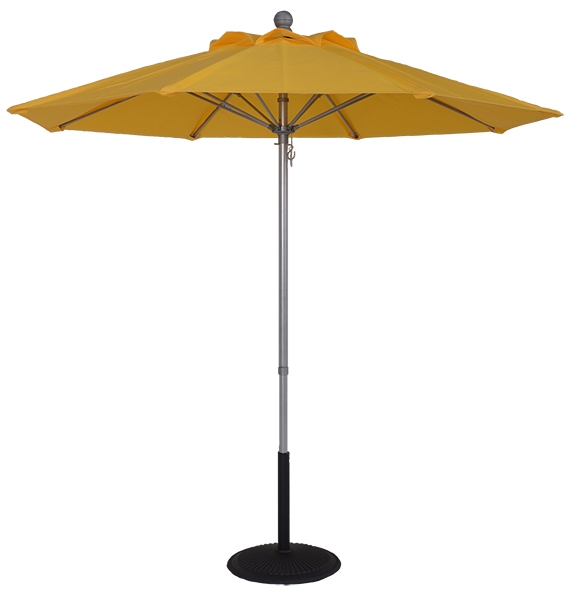 Sunbrella 7.5 Ft. Aluminum Pop-Up Market Umbrella