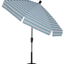 7.5 ft Crank & Manual Tilt Patio Umbrella
