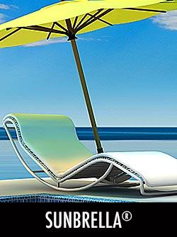 Sunbrella® Beach Umbrellas