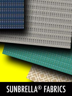 Fabrics by Stoney Creek Products & Sunbrella
