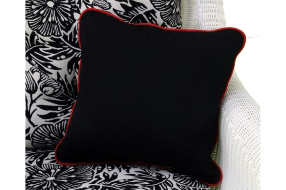 Example of custom Sunbrella® toss pillow