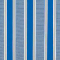 Sunbrella® Fabric 4993-0000 Baycrest Pacific (Awning Stripe)