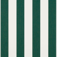 Sunbrella Fabric ® 4806-0000 Beaufort Forest Green/Natural 6 Bar