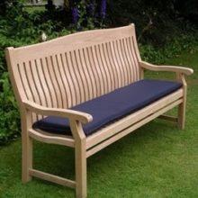 Sunbrella® 2 Inch Bench Cushion 24-39 Inch