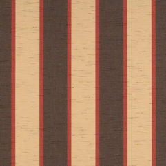 Sunbrella® Fabric 4773-0000 Bisque Brown (Awning Stripe)