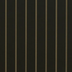 Sunbrella® Fabric 4988-0000 Cooper Black (Awning Stripe)