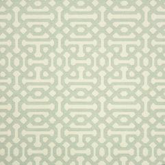 Sunbrella Fabric 45991-0000 Fretwork Mist