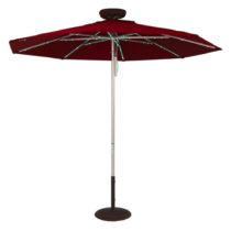 Custom Solar Umbrellas