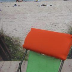 Rectangular Headrest Pillow